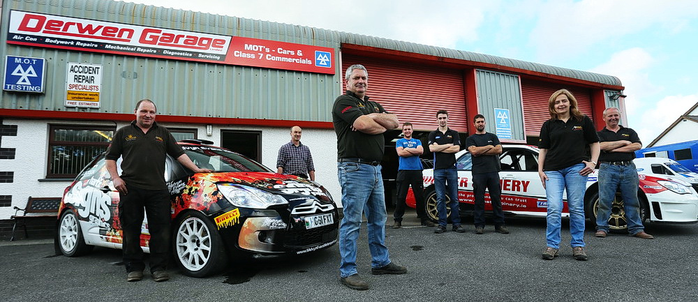 Melvyn Evans Motorsport - Workshop Services